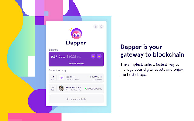 Ethereum Dapper Legacy