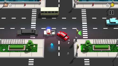 Screenshot 1 Loop Taxi 1.52 APK MOD