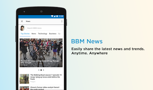 BBM - Free Calls & Messages- screenshot thumbnail