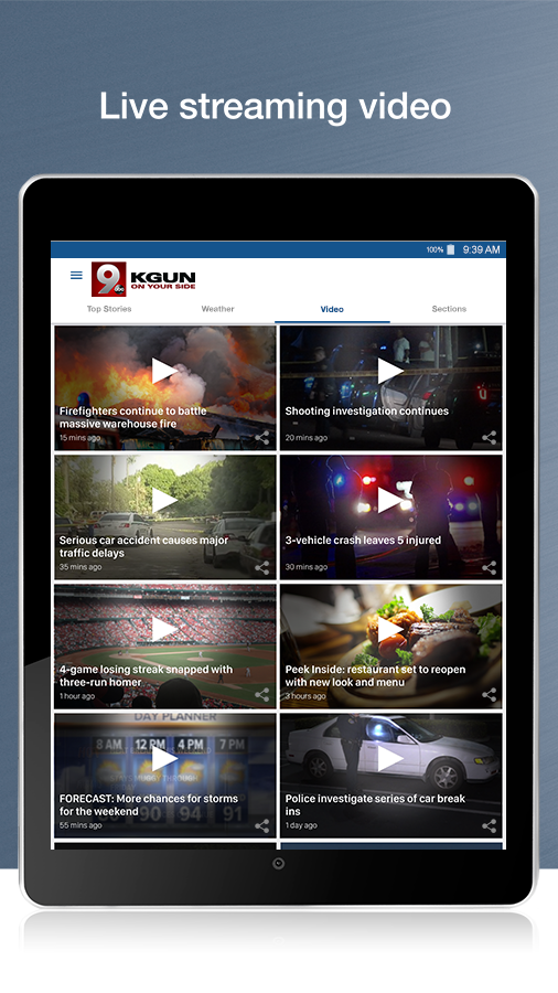 KGUN- screenshot
