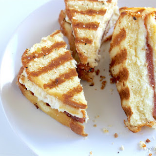 Guava Grilled Cheese