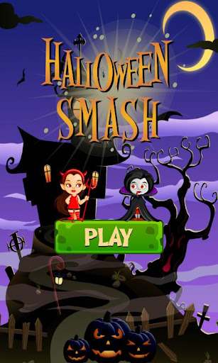 Halloween Smash 2020 - Witch Candy Match 3 Puzzle apklade screenshots 1