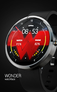 WONDER - Watch Face Screenshot