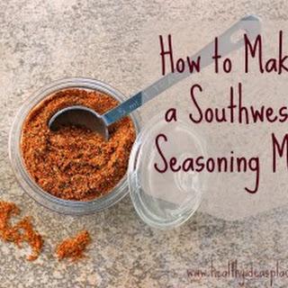 How to Make a Southwest Seasoning Mix