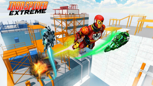 Iron Spider Extreme modavailable screenshots 2