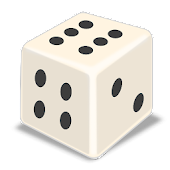 Dice for backgammon