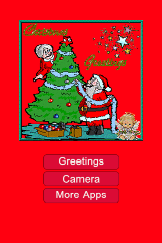 Christmas Greetings Free