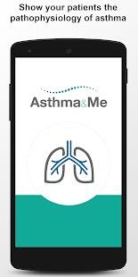 Asthma & Me - náhled