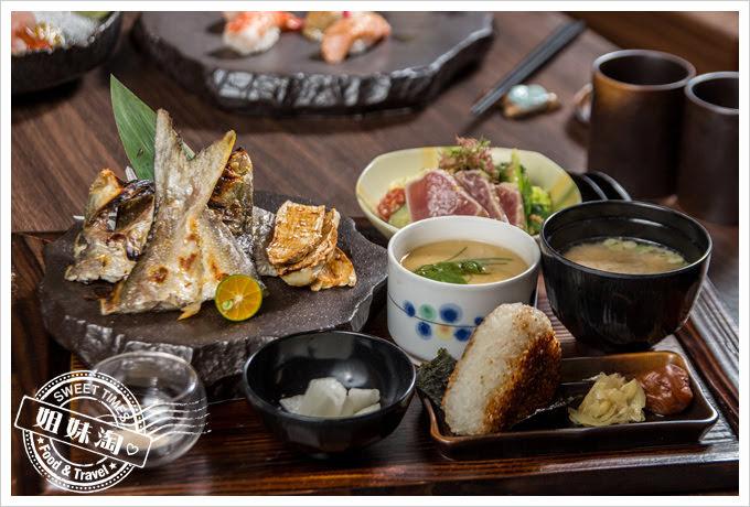墨吉日本料理築地鮮味下午茶