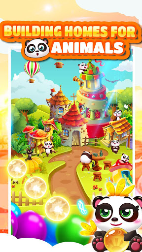 Télécharger Tireur de bulles 2 panda mod apk screenshots 4