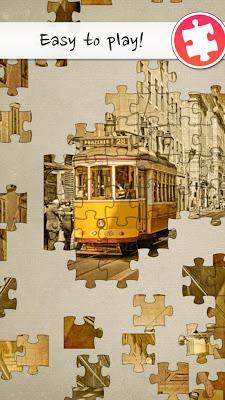 Jigsaw Puzzle Man Pro - screenshot