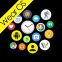 Bubble Cloud Tile Launcher / Watchface (Wear OS) icon