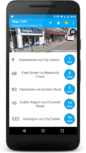 Next Bus Dublin- screenshot thumbnail