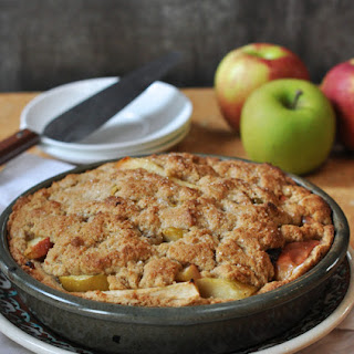 Cakey Apple Pie