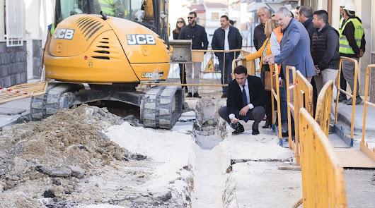 Cien pueblos almerienses iniciarán nuevas obras a través del programa 'Acelera'