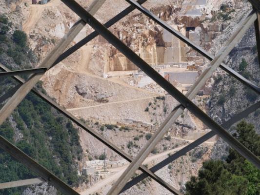 CCC Cave Contrasto Carrara di quarryman78