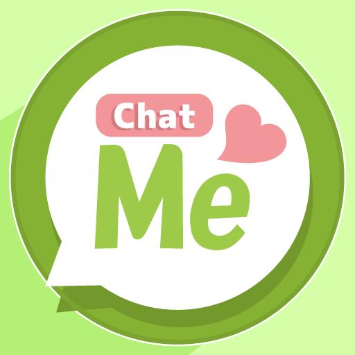 ChatMe無料登録チャットアプリでフレンド出会い探し 社交 App LOGO-硬是要APP