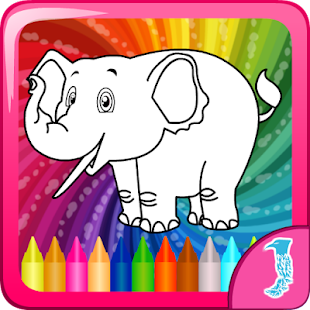 Download Free Kindergarten Coloring Games For PC On Windows And Mac Apk Screenshot 1