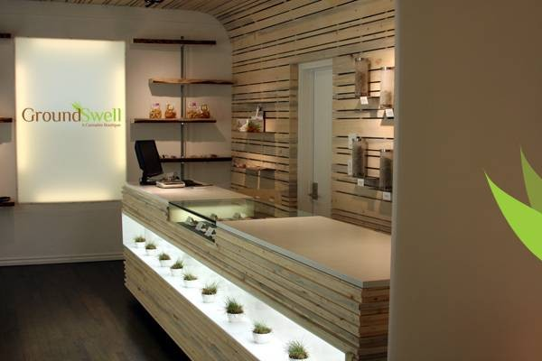 A DISPENSARY CAN REFLECT YOUR PERSONAL TASTE IN DESIGN