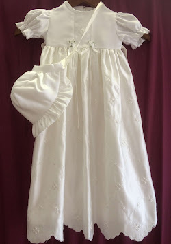 Christening Gown Premier Designs