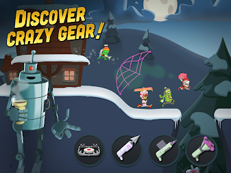 Zombie Catchers APK screenshot thumbnail 4