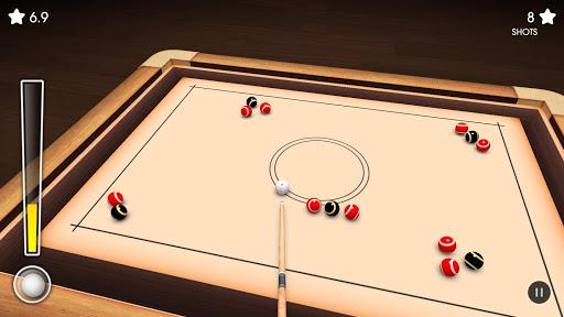 Crazy Pool 3D FREE  captures d'écran 5