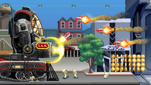 Jetpack Joyride screenshots 9