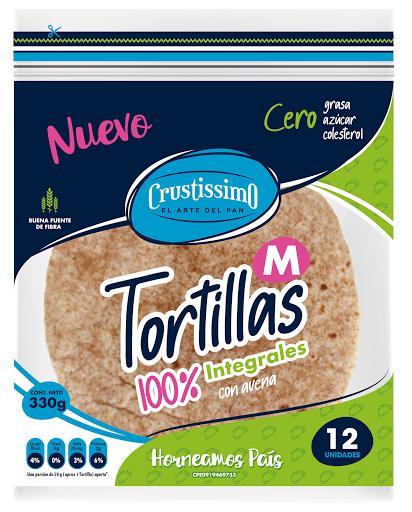 Tortillas Crustissimo