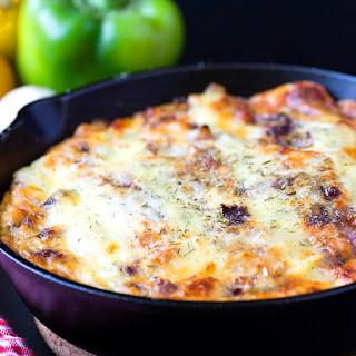 Potato and Onion Frittata