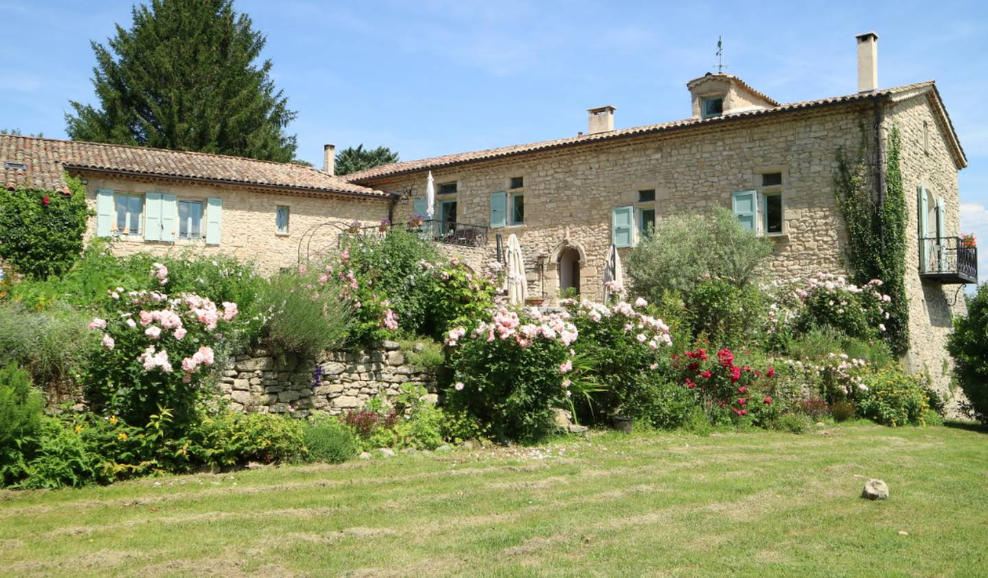 House with pool Forcalquier