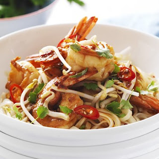 Prawn And Noodle Stir-fry