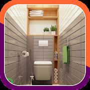 Minimalist toilet design idea