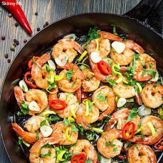Savory Shrimp with Fresh Herbs