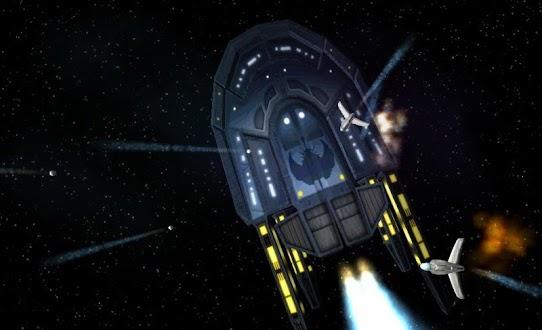 guerra de las galaxias nave Gratis