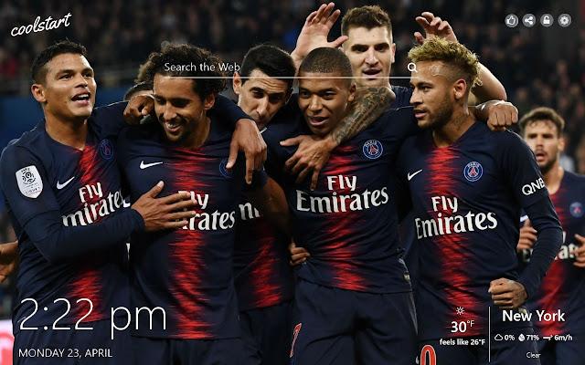 Paris Saint-Germain HD Wallpapers PSG Theme