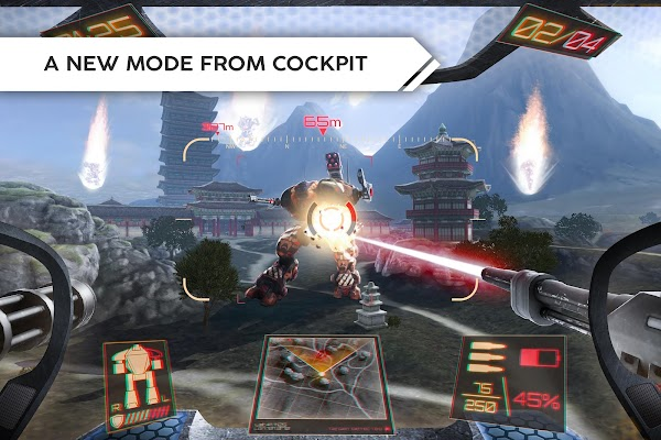 Robot Warfare Screenshot Image