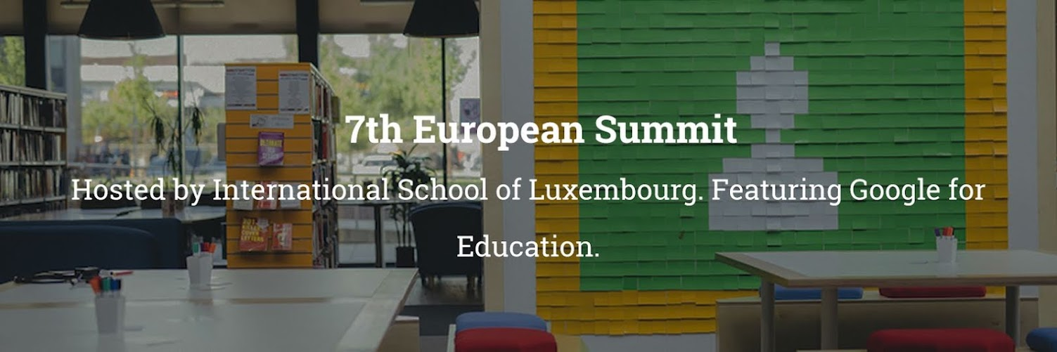 AppsEvents 7th European Summit featuring Google for Education
