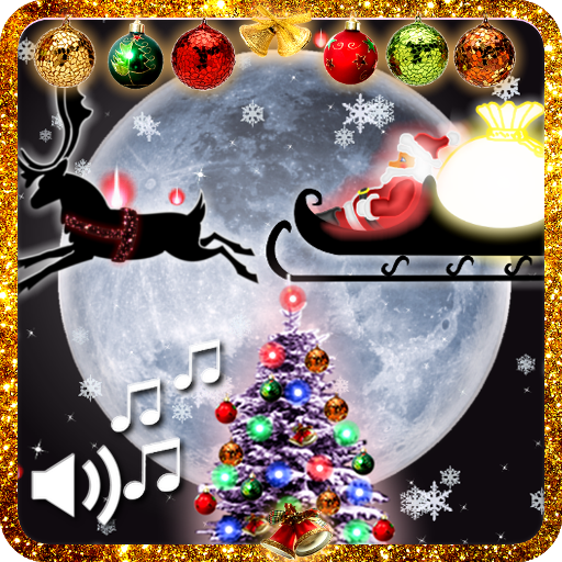 Christmas Live Wallpaper Santa (app)