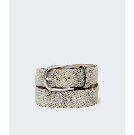 Saddler Sigrid belt grey