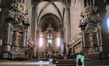 Photo: Altar im Dom zu Worms