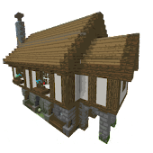 Step by step houses:Minecraft