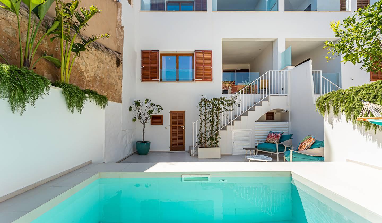 Maison avec piscine et jardin Palma