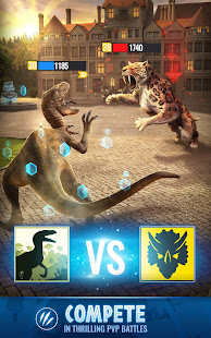 Game Jurassic World Alive APK for Windows Phone
