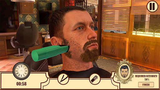 Barber Shop Hair Cut Salon screenshot 9