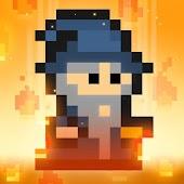 Pixel Wizard:Epic Platform RPG