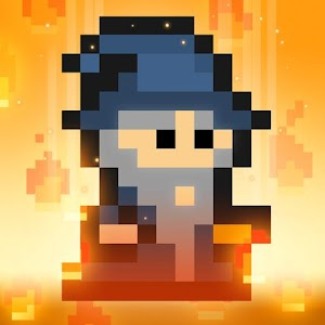 Pixel Wizard:Epic Platform RPG for PC and MAC