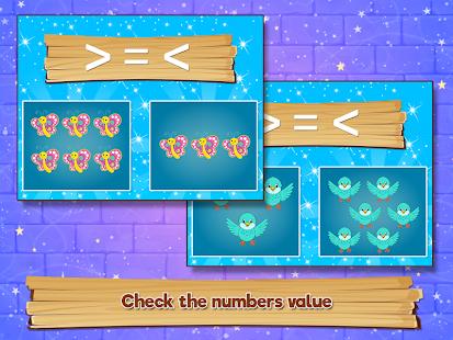 Preschool Maths Learning - náhled