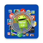 Android Instant Run Icon