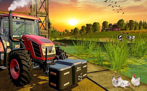 Khakassia Organic Tractor Farming Simulator 2019 2.0.3 screenshots 7