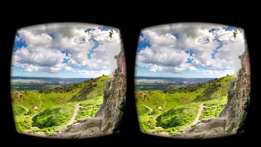 VR Player FREE 1.0.3 screenshots 1
